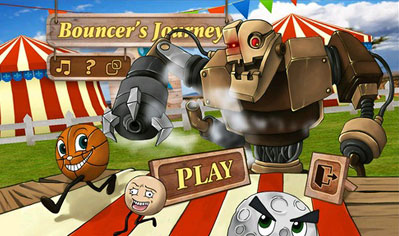 Bouncer's Journey PC Game